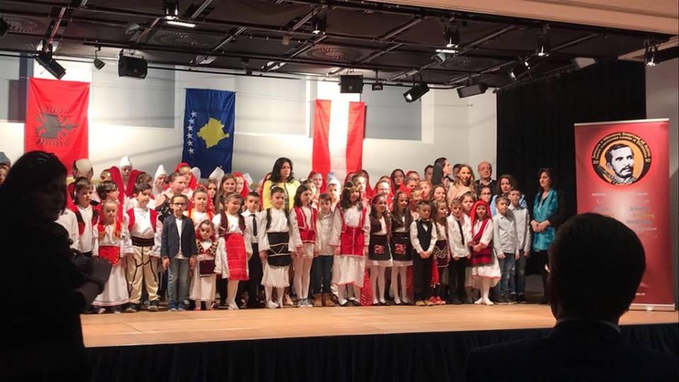 Austri: SHMSH festoi Ditën e Pavarësisë së Kosovës